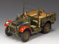 FOB097  Bomb Disposal Morris CS8 by King and Country
