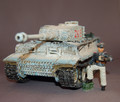WS015(W)  Tiger Tank with Michael Wittman in Winter Camo by King and Country (Retired)