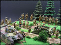 KCD05  FIELDS OF BATTLE DIORAMA by King & Country (RETIRED)