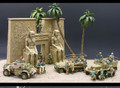 KCD20  AFRIKA KORPS SCENE 2 by King & Country (RETIRED)