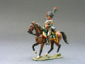 KCS071  Chasseur a Cheval on Campaign by King & Country (RETIRED)