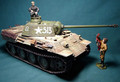 HB004  Soviet Panther by Honour Bound (RETIRED)