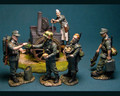 HB008c  German Field Kitchen and Food Line Summer Camo by Honour Bound (RETIRED)