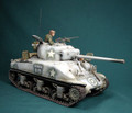 HB012a  Winter Version of the Sherman by Honour Bound (RETIRED)