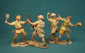 HB047  German and British Fighting in the Desert by Honour Bound (RETIRED)