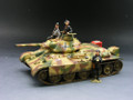 WS098  German T34 by King & Country (RETIRED)