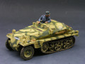 WS101  Sd kfz 252 Transporter by King & Country (RETIRED)