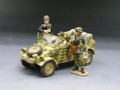 WS102  Normandy Kubelwagen by King & Country (RETIRED)