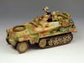 WS121  Sd.kfz.250/1 Leichter Schutzenpanzerwagen by King & Country (RETIRED)