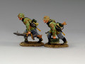 WS123  Machine Gun Team Forward by King & Country (RETIRED)