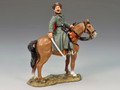 WS143  Mounted Cossack Officer with Sword by King & Country (RETIRED)