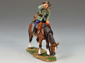 WS144  Mounted Cossack Scout by King & Country (RETIRED)