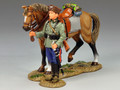 WS147  Standing Cossack and Horse by King & Country (RETIRED)