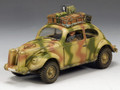 WS194  Waffen SS Volkswagen LE250 by King & Country (RETIRED)