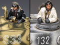 WS223-1  Tank Commanders 1 by King and Country (RETIRED)