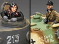 WS223-2  Tank Commanders 2 by King and Country (RETIRED)