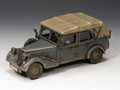 WS248  Sd Kfz 2 Military Car by King and Country