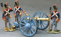RTA030  Mexican Artillery Set by King and Country