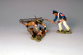 RTA039  Naval Cannon & Musket Setby King and Country  (Retired)