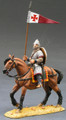 MK001  Mounted Knight with Lance by King & Country (RETIRED)