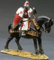 MK004  Mounted Knight with Shield by King & Country (RETIRED)