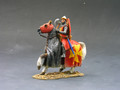 MK024  Mounted Knight w/Ax  by King and Country (RETIRED)