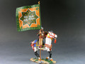 MK045  Saracen Standard Bearer Mounted by King and Country (RETIRED)