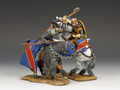 MK083(SL)  The Duel (Bruce & De Boun) Strictly Limited LE750  by King and Country (RETIRED)
