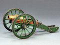 NA198  French Howitzer Cannon by King and Country (RETIRED)