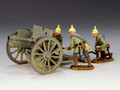 FW058  77mm Artillery Set 1914 by King and Country (RETIRED)