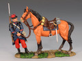 FW067  Poilu Attending to a Generals Horse by King and Country (RETIRED)