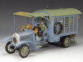 FW092  Kaiser Bill's Staffwagen by King and Country (RETIRED)