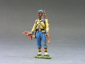 CW005  Confederate Bugler by King and Country (RETIRED)
