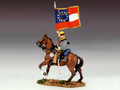 CW042  Cavalry Flagbearer by King and Country (RETIRED)