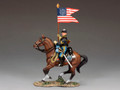 CW059  Union Guidon Bearer by King and Country (RETIRED)