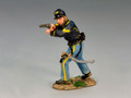 CW068  Trooper Firing Pistol by King and Country (RETIRED)