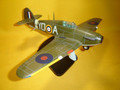 AIR013  Hawker Hurricane by King and Country (RETIRED)