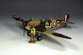 AIR036A  Spitfire Mk. II (Battle of Britain) LE5 by King and Country (RETIRED)