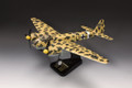 AIR058A  Junkers JU88 Desert LE6 by King and Country (RETIRED)