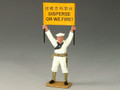 USN009  Banner Man by King and Country (RETIRED)