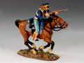 TRW001  Mounted Dragoon with Rifle by King and Country (RETIRED)