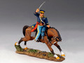 TRW003  Mounted Dragoon with Sword by King and Country (RETIRED)