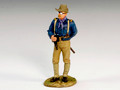 KX005  Colonel Teddy Roosevelt by King and Country (RETIRED)