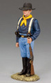 KX009  Standing Cavalry Trooper by King and Country (RETIRED)