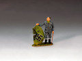 RAF009  Flying Officer & Trophy by King and Country (RETIRED)