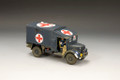 RAF015  RAF Austin K2 Airfield Ambulance LE250 by King and Country (RETIRED)