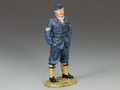 RAF021  Sergeant Pilot Antonio Glowacki by King and Country (RETIRED)
