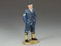 RAF021  Sergeant Pilot Antonio Glowacki by King and Country (RETIRED)