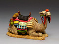 LoJ005C  Sitting Camel by King and Country (RETIRED)