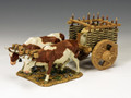 LoJ020  Ox Cart by King and Country